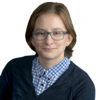 portrait of Dr Sarah Hamill