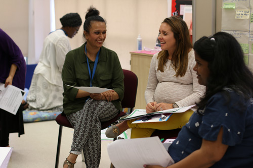 REACH pregnancy programme