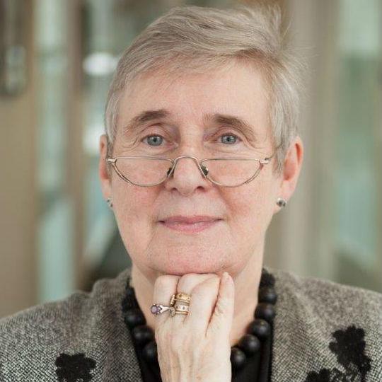 Portrait of Professor Jenny Harrow