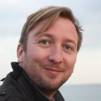 Portrait of David Ashford