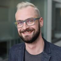 portrait of Dr Koen Slootmaeckers
