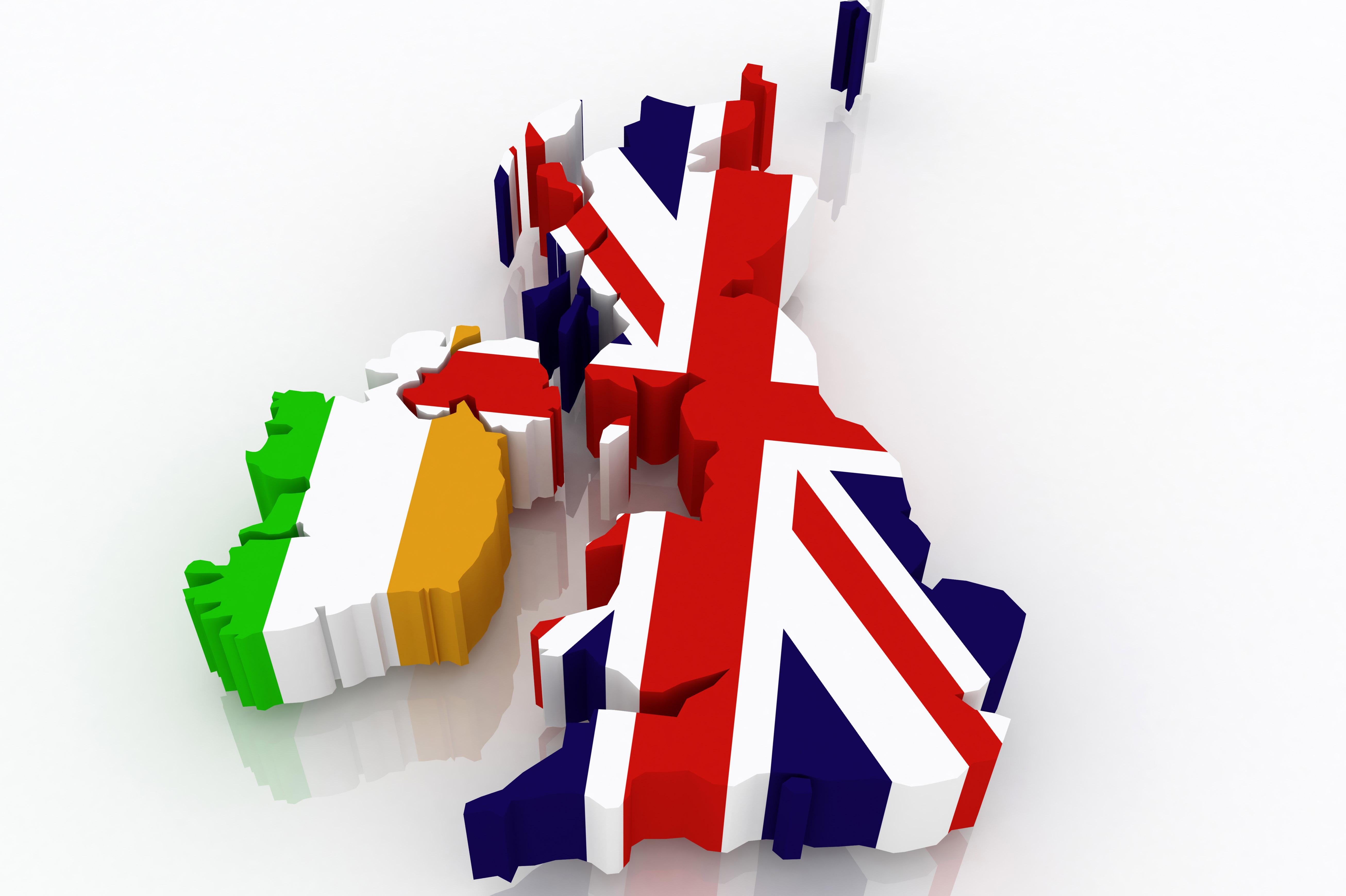 Image of Britain and Ireland thumb