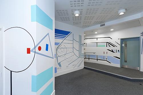 New audio-visual artwork unveiled in Department of Music