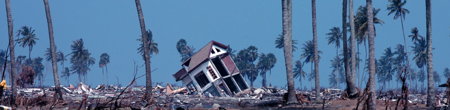 Indian Ocean Earthquake and Tsunami disaster Destroyed Banda Aceh City