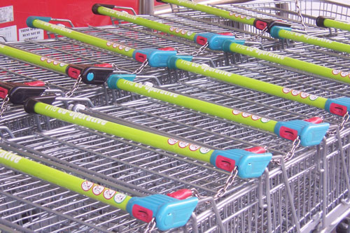 Co-op trollies