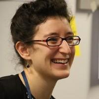 portrait of Dr Anna Lambrechts