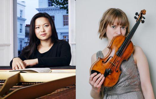 Annie Yim and Fenella Humphreys