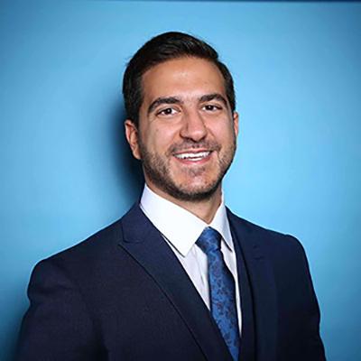 Akef Khoury studied LLM International Commercial Law