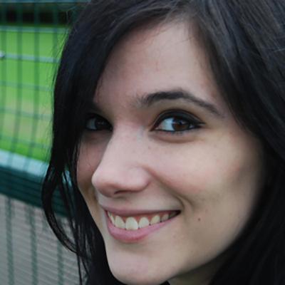 Caroline Aubry is an MSc Computer Games Technology student