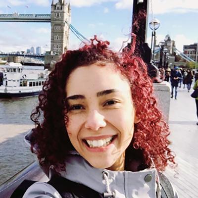 Patricia Nascimento is an MSc Business Economics student