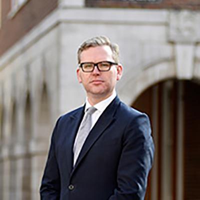 Headshot of Andrew Lomas