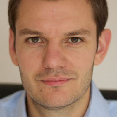 Headshot of Nick Hughes
