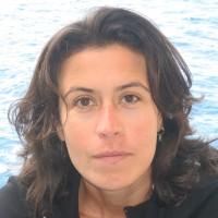portrait of Dr Elena Manafi