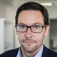 Portrait of Dr Konstantin Vossing