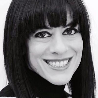 Irene Ctori smiling
