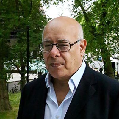 Ahmed El-Shareif teaches the Arabic short courses at City, University of London