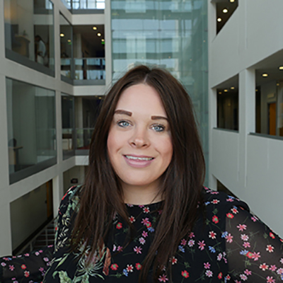 Lydia Hughes is a Unitemps Branch Manager at City, University of London