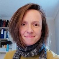 portrait of Dr Rose Coates