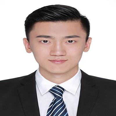 Damon Suo is an alumni ambassador