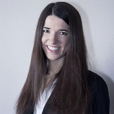 Martina Cassani is an alumni ambassador