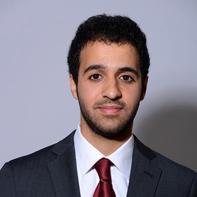 Jafar Masri is an alumni ambassador