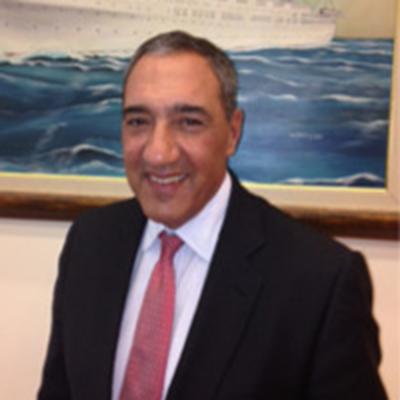 Alumni ambassador Yannis Criticos