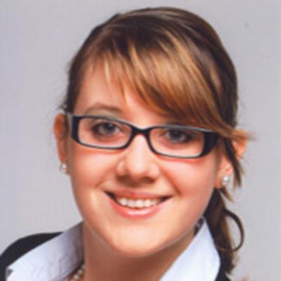 Alumni ambassador Katharina Brilausk