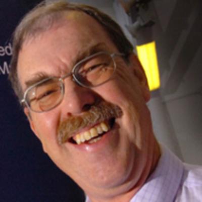 Alumni ambassador Richard Storey