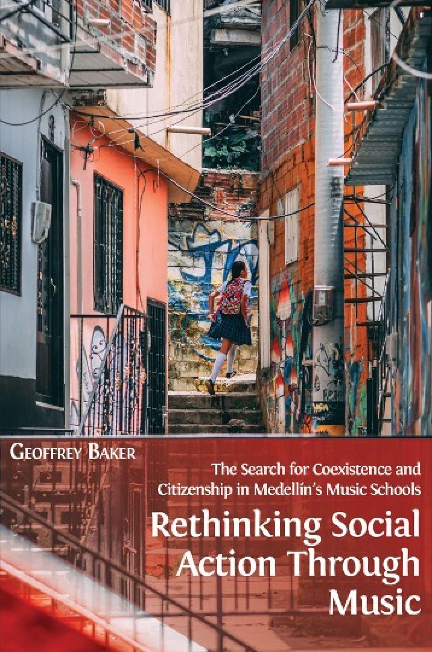 Rethinking Social Action through Music book cover