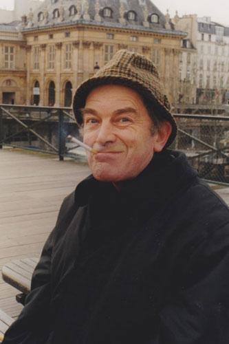 Bob Jones, pictured in Paris