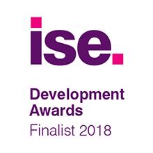 ISE. Development Awards Finalist 2018