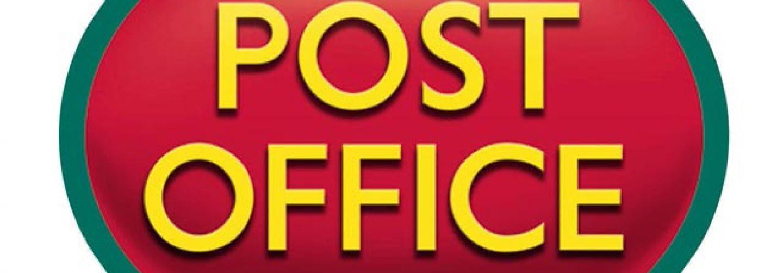 Post office banner