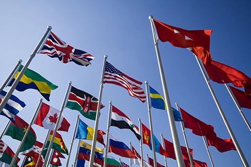 What are the big foreign policy issues facing the UK?