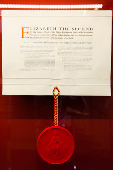The University's 1966 charter