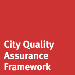city quality red