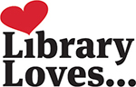 Library Loves Campaign logo