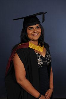 Sapna graduation