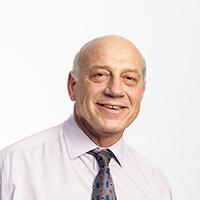 portrait of Dr Stathis Milonidis