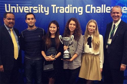 University Trading Challenge