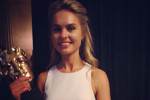 City Alumna wins BAFTA 2015
