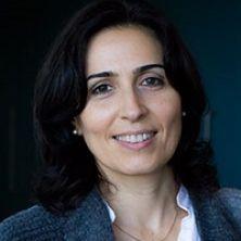 Portrait of Professor Barbara Casu Lukac
