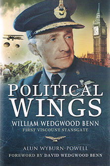 City Journalism lecturer  Alun Wyburn-Powellis the author of Political Wings