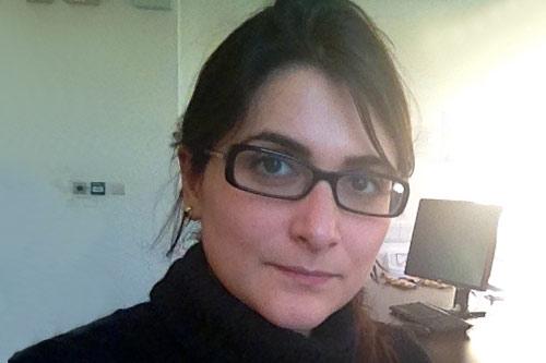 PhD student Julia Constantino Chagas Lessa