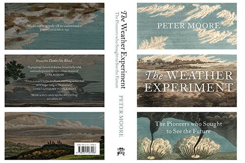 The Weather Experiment Book Cover