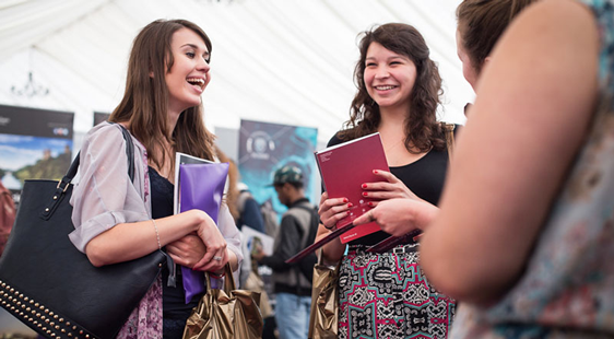 City visits education fairs abroad