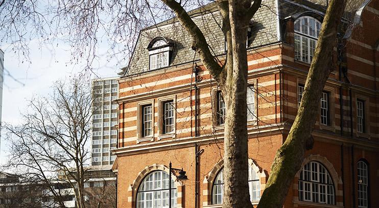 City University London College Building