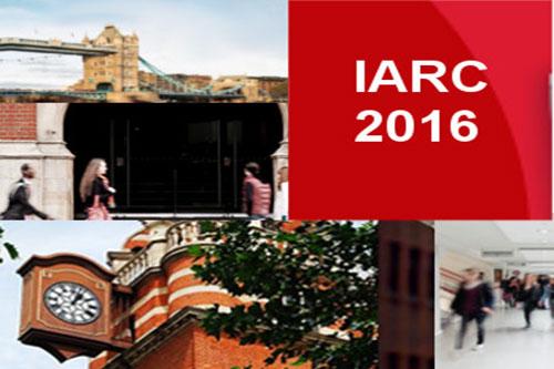 IARC 2016 logo