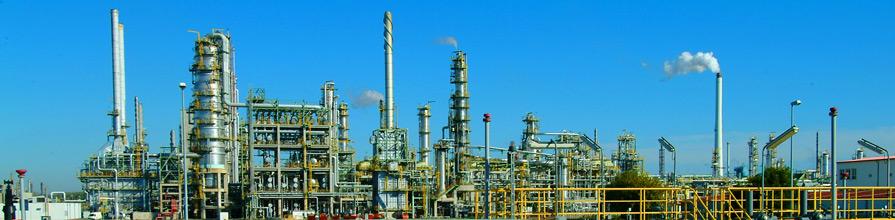 OUL refinery