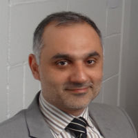 portrait of Dr Jafar Alzaili