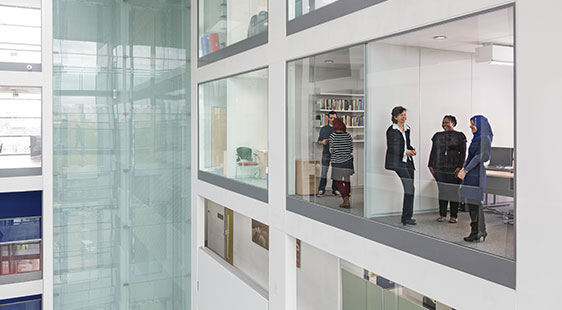 Inside City's Rhind Building home to Arts and Social Sciences